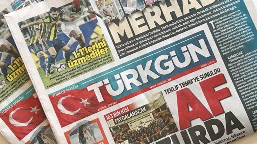 MHP'nin yeni gazetesi yayın hayatına başladı: Biz tarafız!