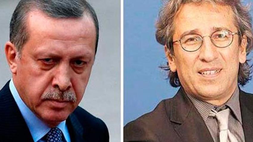 Ortak basın toplantısında o da var: Can Dündar, Erdoğan'a soru soracak!