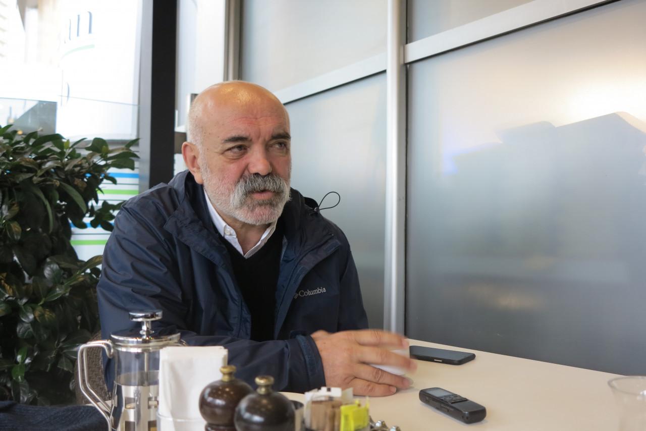 Ercan Kesal: Metin Erksan'la ilgili çok kitap yazılmalı 75