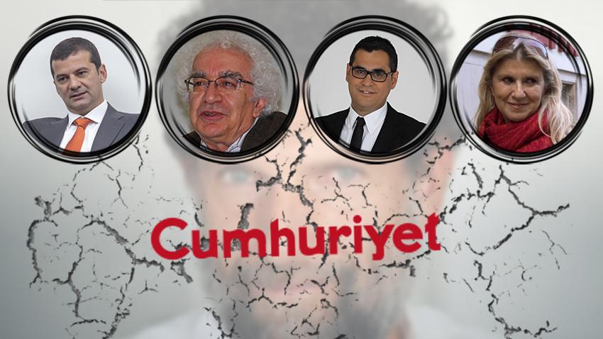 Cumhuriyet gazetesinde 'Osman Kavala' kavgası: Kusmamı durduramıyorum!