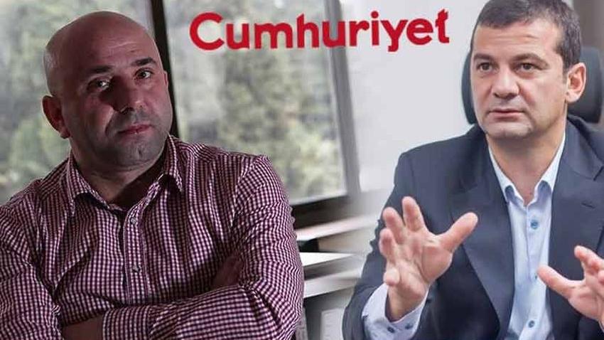 Cumhuriyet Genel Yayın Yönetmeni'nden 'sansür' iddialarına yanıt!