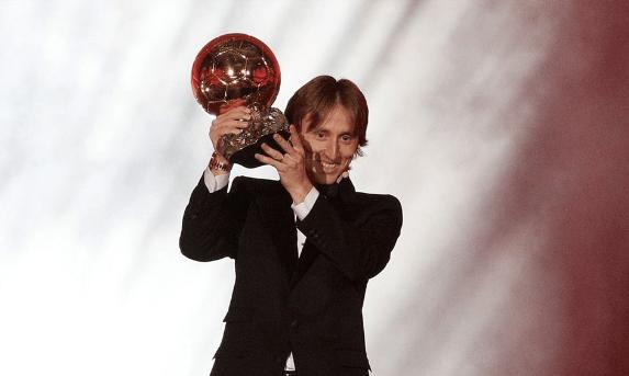 Ballon d'Or Altın Top ödülünü kazanan isim belli oldu - Sayfa 1