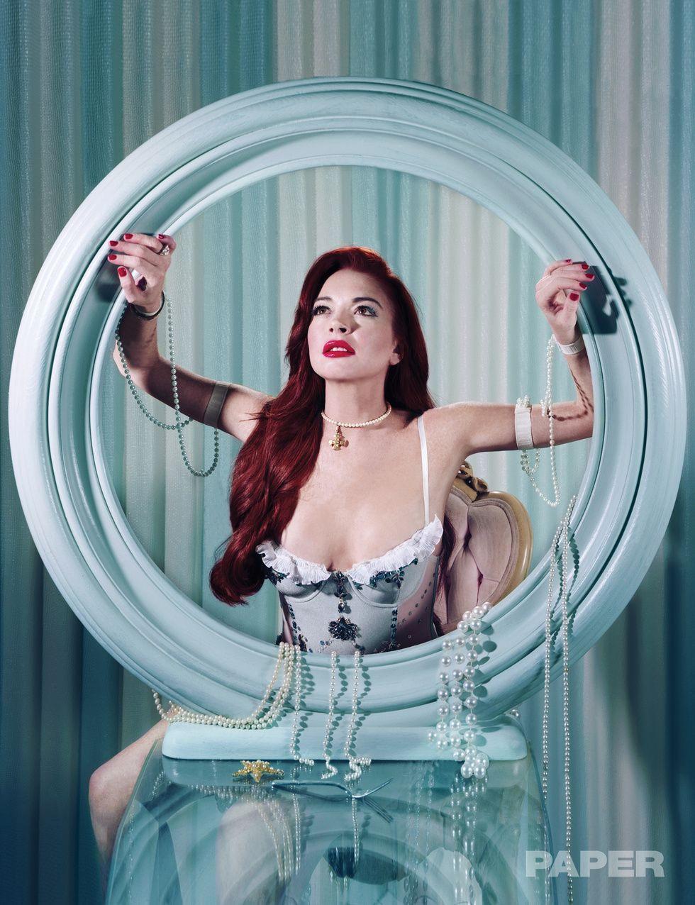 Lindsay Lohan Disney prensesi oldu! - Sayfa 4