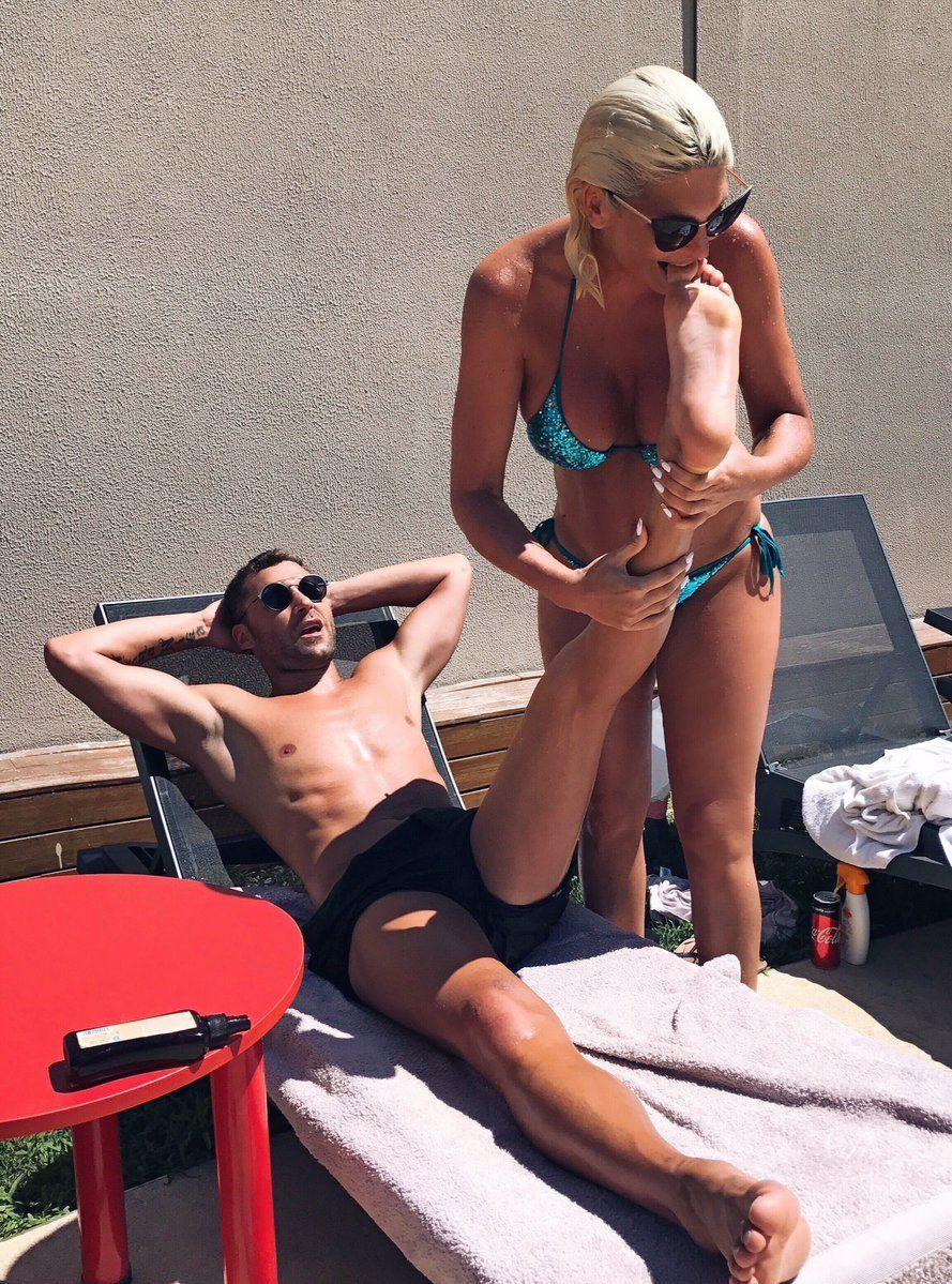 Tosic ve Jelena Karleusa birbirlerini aldatıyormuş! - Sayfa 3