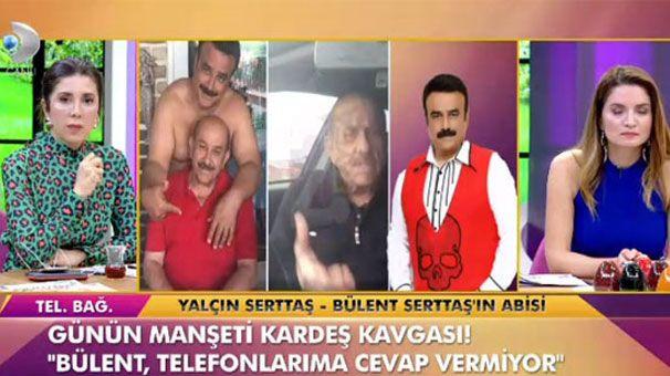 Bülent Serttaş'ın abisi Yalçın Serttaş'tan şok sözler! İki elim yakanda - Sayfa 4