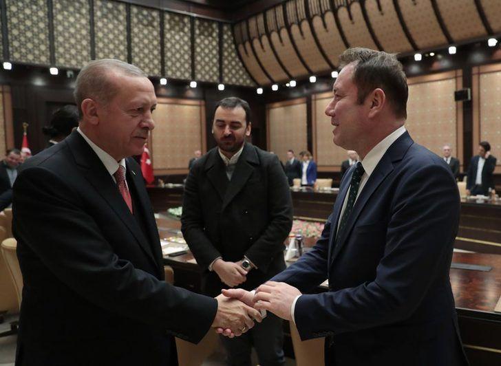 Erdoğan, sinema sektörü temsilcileriyle buluştu - Sayfa 2
