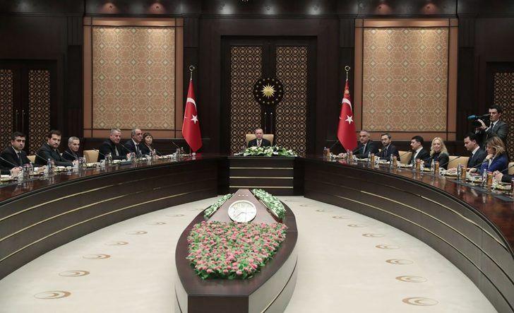 Erdoğan, sinema sektörü temsilcileriyle buluştu - Sayfa 1