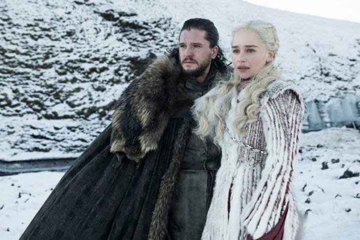 Game of Thrones 8.sezonundan ilk fotoğraflar yayınlandı! - Sayfa 1