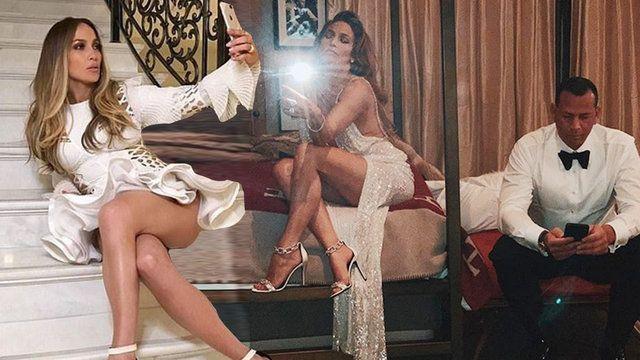 Jennifer Lopez'den 'gecenin sonu' pozu - Sayfa 2
