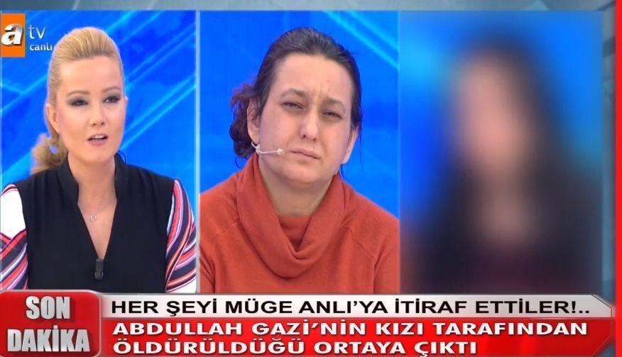 Müge Anlı'da kan donduran Gazi Akbıyık cinayeti! Kızı her şeyi itiraf etti! - Sayfa 1