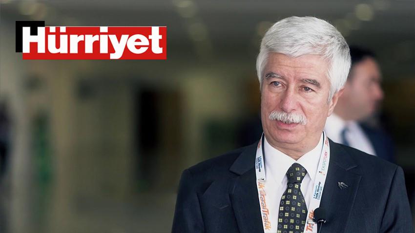 Faruk Bildirici Hürriyet'e böyle veda etti: Ben hep gazetecilik kazansın istedim