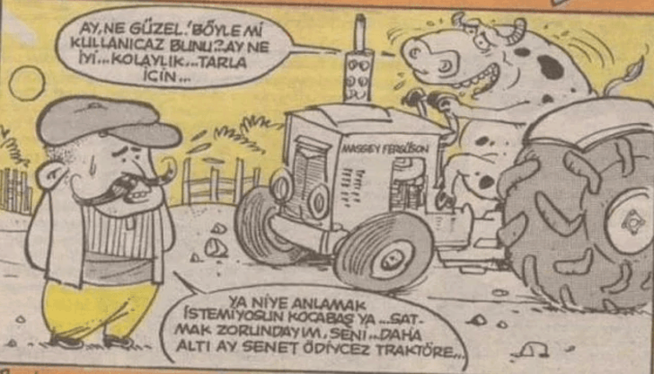 Cem Yılmaz'ın 90'lı yıllarda çizdiği karikatürleri gördünüz mü? - Sayfa 2