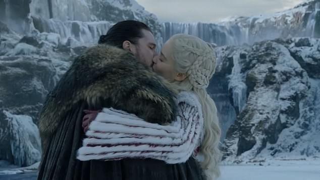 İşte çok konuşulan Game of Thrones sahnesinin kamera arkası! - Sayfa 4