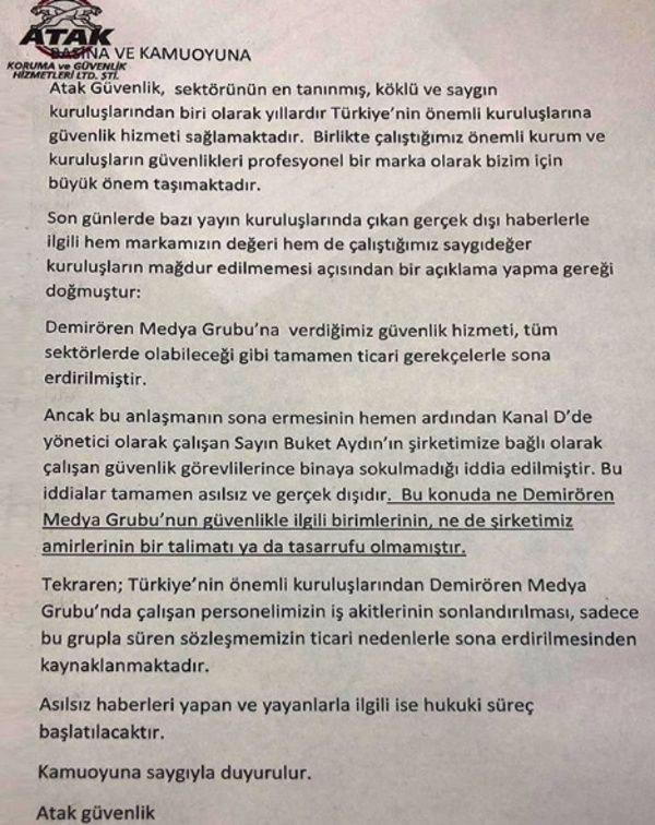 Buket Aydın'dan flaş 'güvenlik' açıklaması! Ateş püskürdü! - Sayfa 5