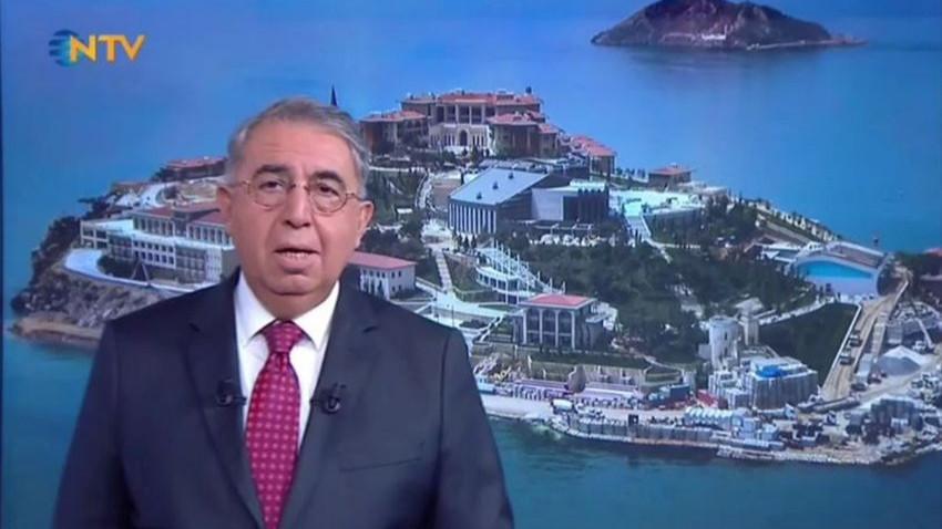 NTV'de Oğuz Haksever'in mikrofonu açık kaldı; Erdoğan'a köpürdü!