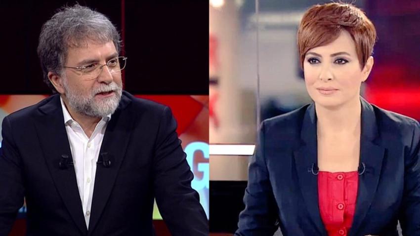 Didem Arslan'dan olay yaratacak Ahmet Hakan ifşası!