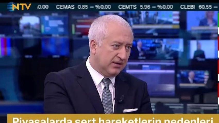 NTV'de üst düzey ayrılık! Canlı yayında açıkladı!