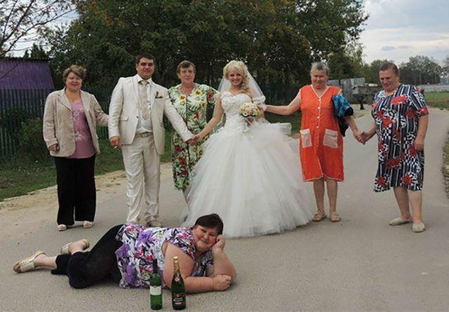 Rusların düğün fotoğrafları gözlerinizi kanatacak! - Sayfa 2