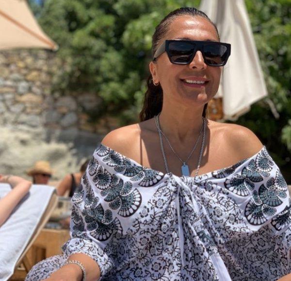 49 yaşındaki oyuncudan bikinili pozlar! - Sayfa 4