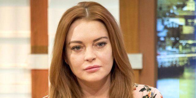 Güzel oyuncu Lindsay Lohan, doğum günü için çırılçıplak soyundu - Sayfa 1