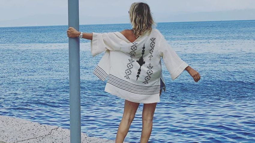 Esra Erol'dan tatil paylaşımları - Sayfa 1