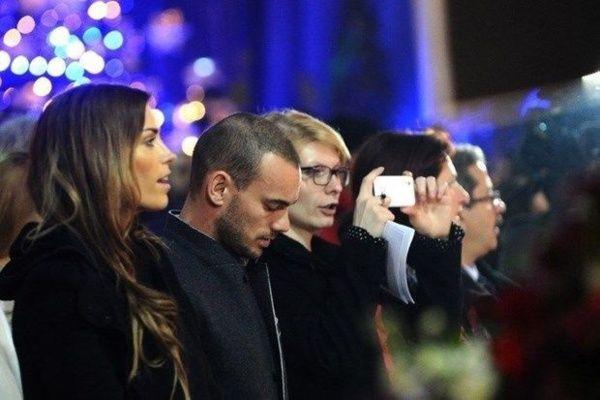 İhanetin ardından Sneijder'den Türk basınına olay sözler - Sayfa 4