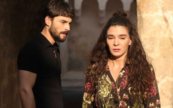 Sette Hercai'nin yıldızı Ebru Şahin krizi! Bir anda ortalık karıştı - Sayfa 1
