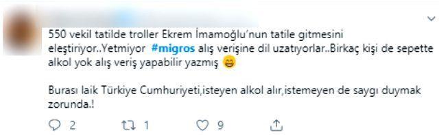İmamoğlu'nun market görüntüsü sosyal medyayı ikiye böldü! - Sayfa 2