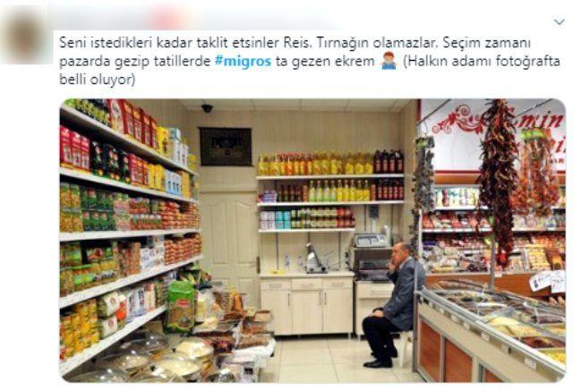 İmamoğlu'nun market görüntüsü sosyal medyayı ikiye böldü! - Sayfa 3