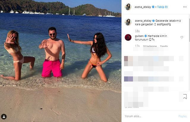 Asena Atalay bikinili pozlarıyla döndü! - Sayfa 4