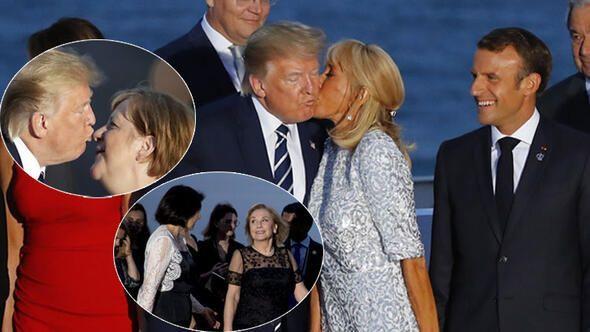 G7 zirvesine damga vuran öpücükler! - Sayfa 4