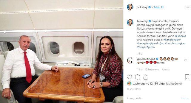 Erdoğan ile fotoğraf paylaşan Buket Aydın'ın kilolu son hali olay oldu! - Sayfa 1