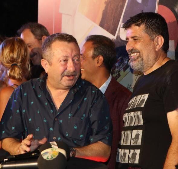 'Aşk Tesadüfleri Sever 2' partisinde Nesrin Cavadzade krizi! Zuhal Olcay mekanı terk etti! - Sayfa 2