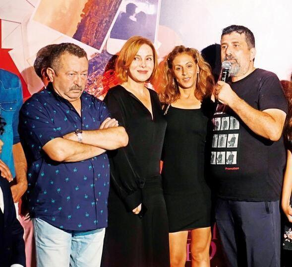 'Aşk Tesadüfleri Sever 2' partisinde Nesrin Cavadzade krizi! Zuhal Olcay mekanı terk etti! - Sayfa 3