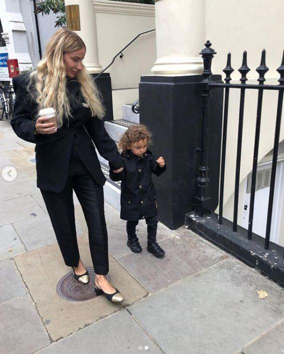 Gülşen'in oğlu Londra'da okula başladı - Sayfa 2