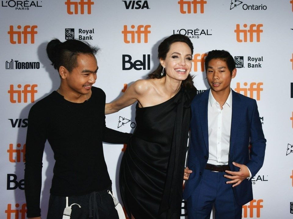 Angelina Jolie'nin oğlu Maddox Brad Pitt ile ilgili sessizliği bozdu - Sayfa 2