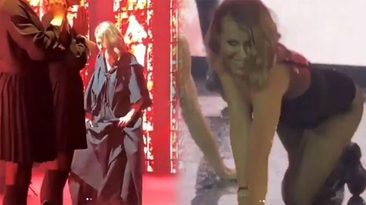 Putin'in manevi kızı, düğününde striptiz yaptı! - Sayfa 1