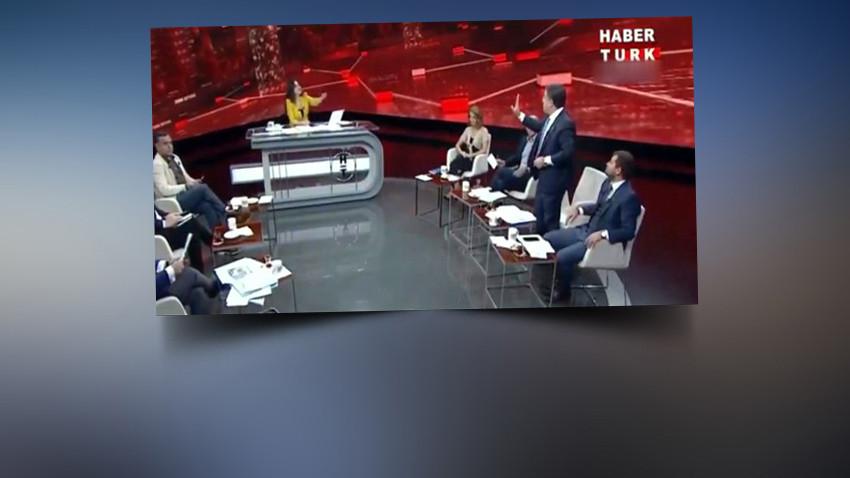 Nagehan Alçı ile ceza hukukçusu birbirine girdi, moderatör yayını kesti