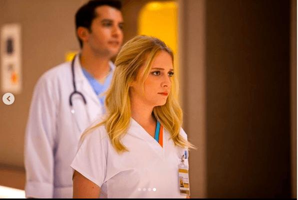Mucize Doktor'daki Hemşire Açelya beyaz bikinisiyle yıktı! - Sayfa 2