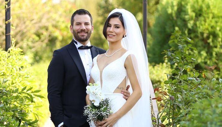 Çağkan Çulha ile İpek Ertuğral evlendi - Sayfa 1