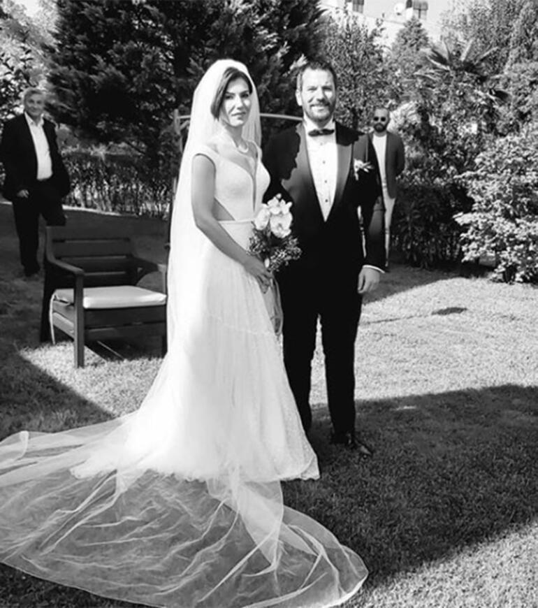 Çağkan Çulha ile İpek Ertuğral evlendi - Sayfa 4