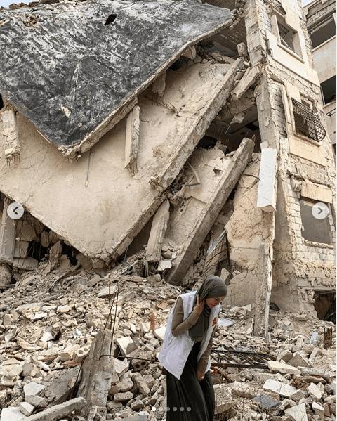 Gamze Özçelik Halep'teki acı durumu paylaştı! - Sayfa 3