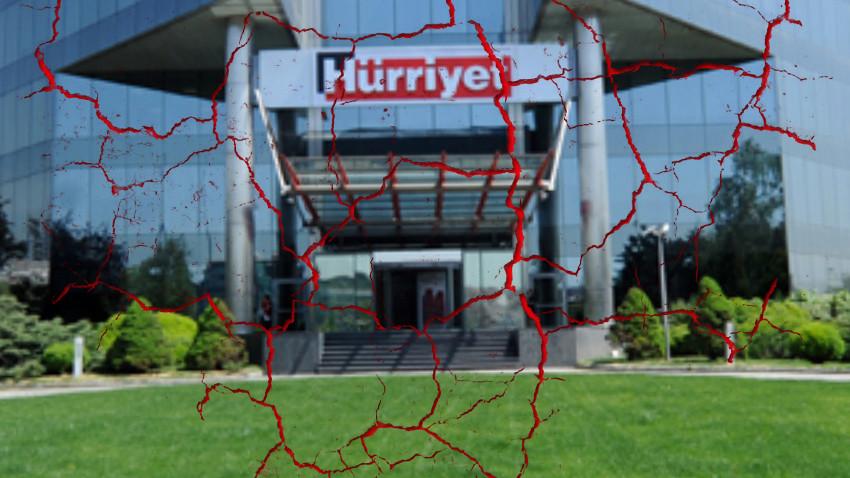 İşten çıkarılan Hürriyet gazetesi çalışanlarından kampanya: #HakkımızıVerin