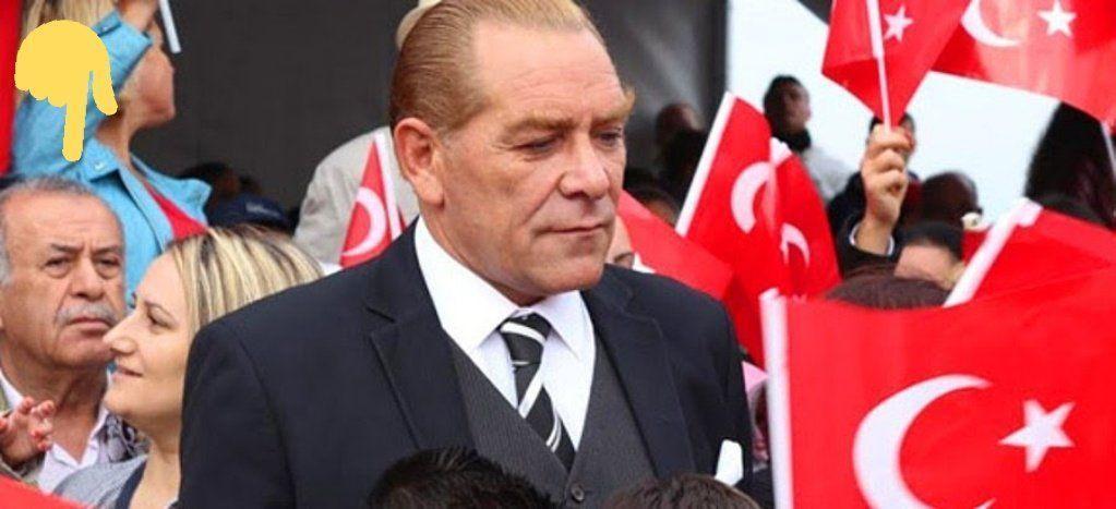 """Atatürk'e benzeyen oyuncuya İsmail Saymaz'dan tepki! """"Yasaklansın, ayıp artık"""" - Sayfa 1"""