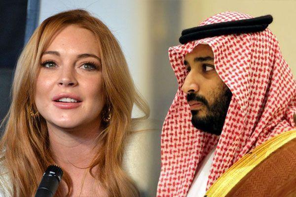 Prens Selman ile aşk mı yaşıyorlar? Lindsay Lohan'ın babası açıkladı - Sayfa 1