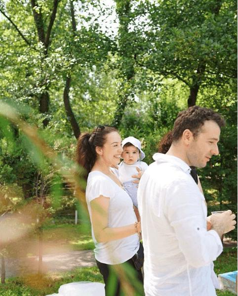 Azra Akın oğlu Demir'in ilk adımlarını paylaştı! - Sayfa 2
