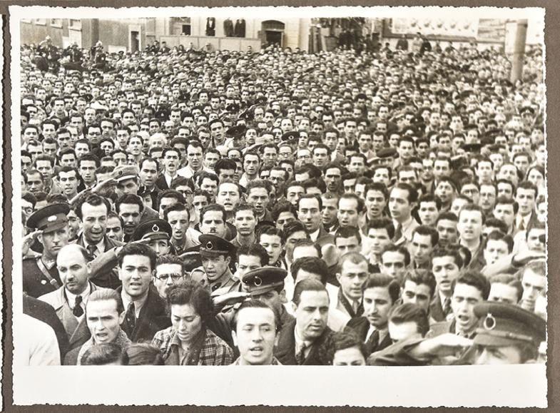 Atatürk'ün cenazesinin bilinmeyen fotoğrafları - Sayfa 4