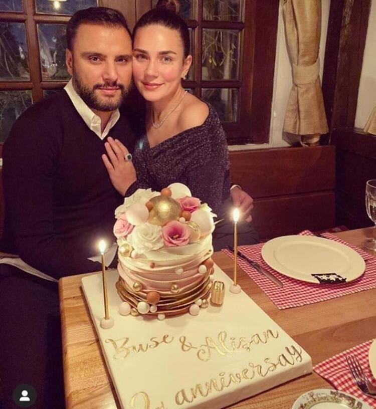 Alişan ve Buse Varol'dan 2. yıl kutlaması! - Sayfa 2