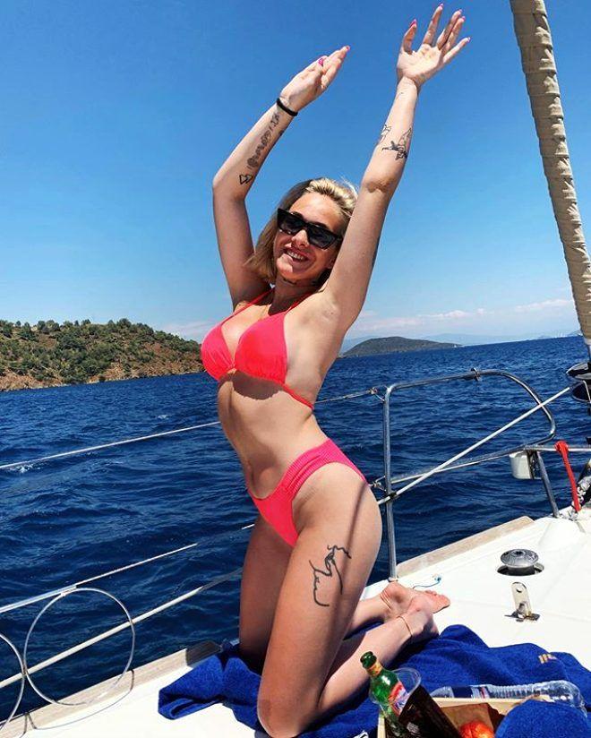 Acun'un yeni bombası! Exatlon yarışmacısının bikinili pozları olay oldu! - Sayfa 3