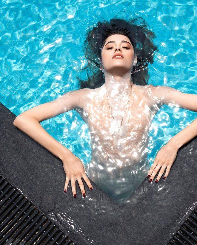 Güzel oyuncu havuz pozuyla büyük beğeni topladı! - Sayfa 4